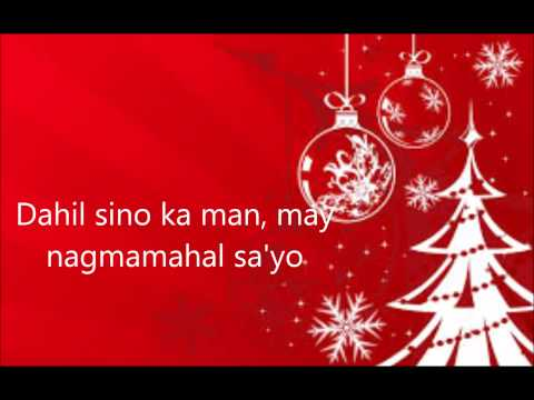 Kwento ng Pasko - ABS CBN Christmas Station ID 2013 With Lyrics