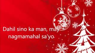 Repeat youtube video Kwento ng Pasko - ABS CBN Christmas Station ID 2013 With Lyrics