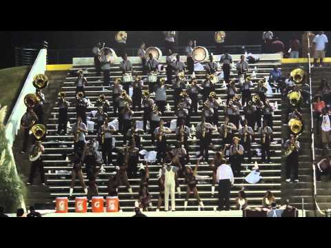 """Feds Watching"" - Morehouse College Marching Band 2014"