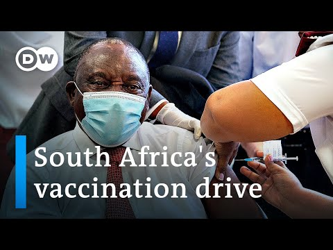 South Africa struggles to get vaccine while others have more than they need | DW News