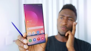 Samsung Galaxy Note 10: But Why Tho?