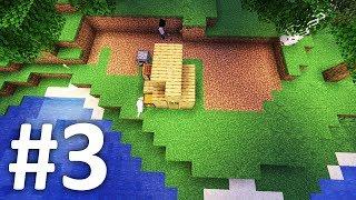Minecraft Новый Мир #3 - Дом Подписчика