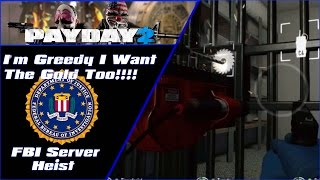 "Payday 2 The Heist | Season 1 | Ep. 2 ""Stealthy FBI Server Heist Gone Wrong"""