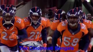 The 2015 Denver Broncos - Road to Super Bowl 50 Part 3 : Weeks 13-17