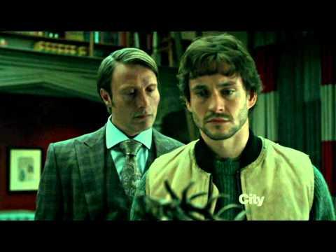 Слушать Hannibal For King (ОК) - - 2013,обрезка из видео)