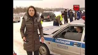 ЧЕМПИОНАТ ГУ МВД РОССИИ ПО АВТОСПОРТУ - НТВ