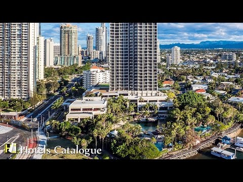 Surfers Paradise Marriott Resort & Spa - Hotel Tour - Gold Coast Australia