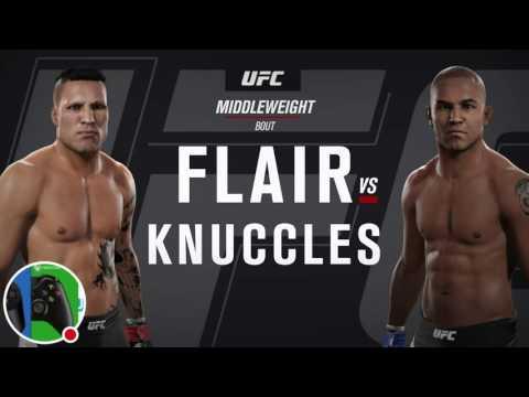 UFC 2 EA SPORTS LIVE fights