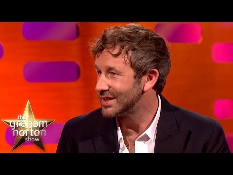 Chris O'Dowd's Hero Mistook Him For A Waiter - The Graham Norton Show
