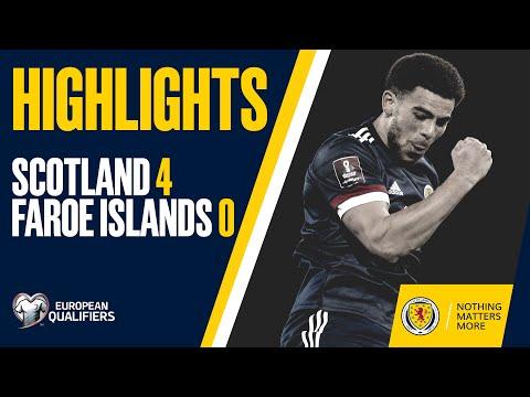 Scotland Faroe Islands Goals And Highlights