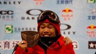 16 Year Old Yuki Kadono Wins the Shaun White Air & Style Beijing with Triple Cork - Wrap Up
