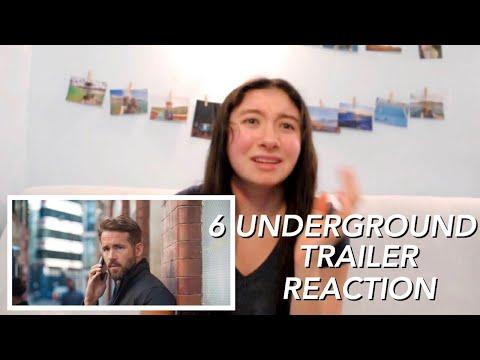 6 Underground trailer reaction
