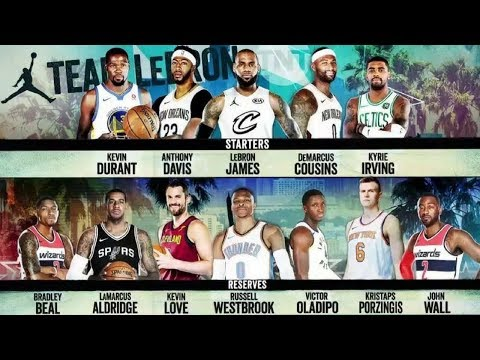 Team LeBron! Best Plays from Every All-Star on the Team | 2018 NBA All-Star Game