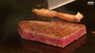 Most Expensive Steak   Matsusaka Wagyu Beef Teppanyaki