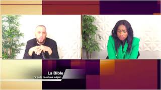 La Bible ne parle pas d'une religion