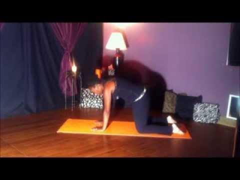 sensual yoga fusion sexy cat cow's  youtube