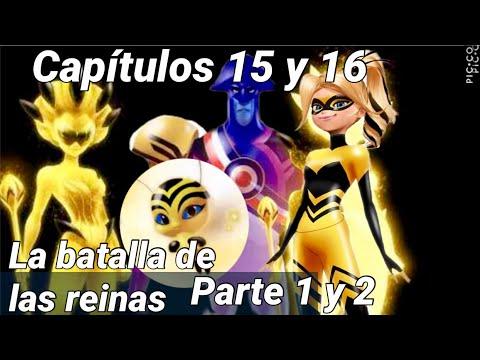 La Batalla de las Reinas Parte 1 y 2 (NUEVOS CAPÍTULOS?!)   Miraculous Ladybug   Temporada 2