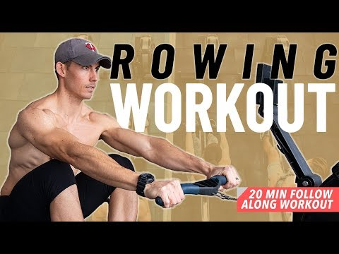 Rowing Workouts The PERFECT BEGINNERS Workout