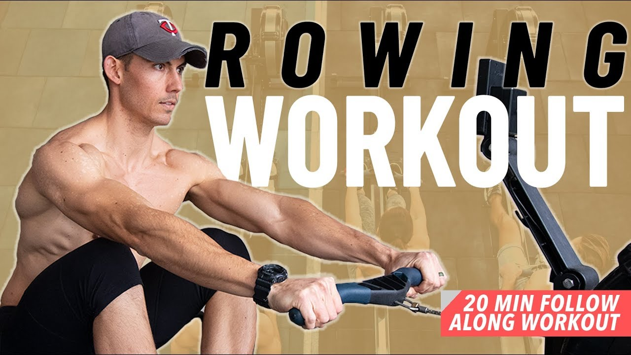 Rowing Workouts – The PERFECT BEGINNERS Workout