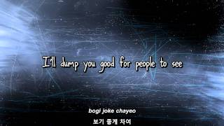 2NE1- 내가 제일 잘 나가 (I am the Best) lyrics [Eng. | Rom. | Han.]