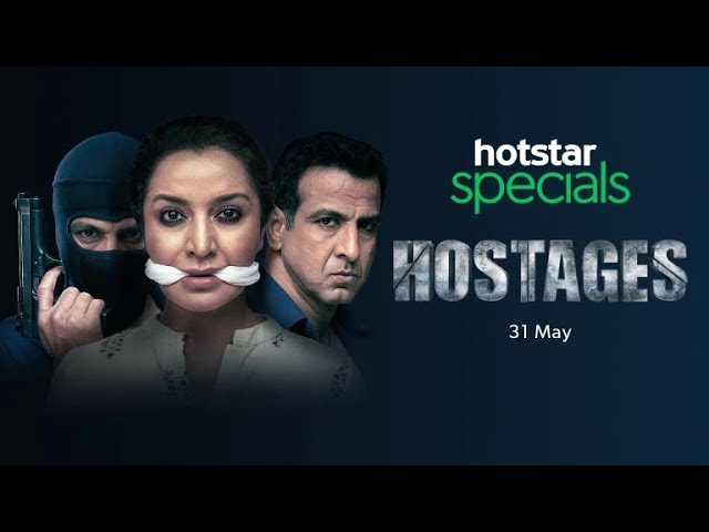 Hostages - Official Trailer | Hotstar Specials