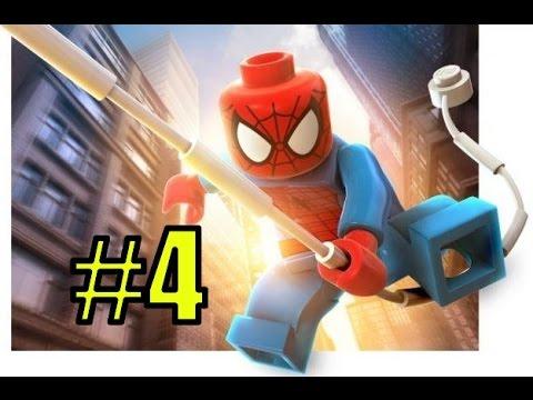 Смотреть Лего Марвел Супергерои   Миссия 4: Покоряя вершины