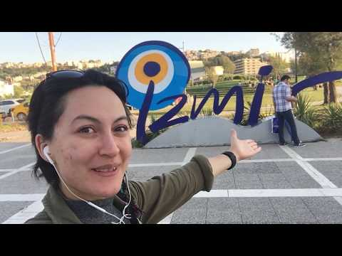 WOW air travel guide application | Izmir in 2 minutes