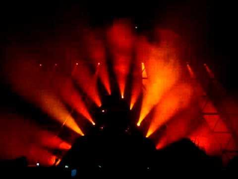 Daft Punk - Outro / Aerodynamic / Prime Time Of Your Life / The Brainwasher (Live Monterrey)