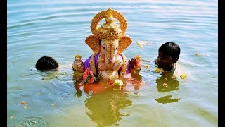 Ganesh Chaturthi 2018: Visarjan held after one day puja