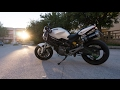 Autoregalo da pazzi!! Ducati Monster 696 ??