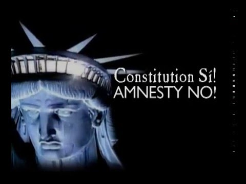 Constitution Si! Amnesty NO!