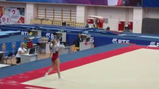Angelina Melnikova - Russian Cup 2016 - EF FX 13.733
