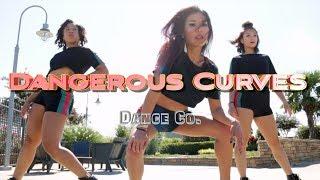 """Jax Jones - You don't know me (feat RAYE & Spice)"" Dangerous Curves Dance company (Atlanta,GA)"