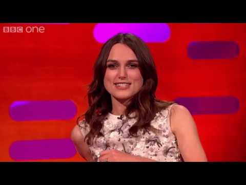Keira Knightley's Sex Faces The Graham Norton Show   Episode 11 Preview   BBC One