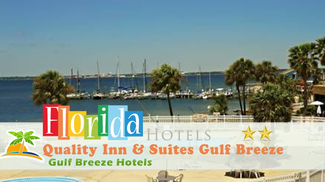 Quality Inn Suites Gulf Breeze Hotels Florida