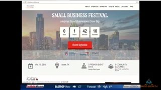 Small Business Festival Austin, TX - created by Small Business Advocate Matthew Pollard
