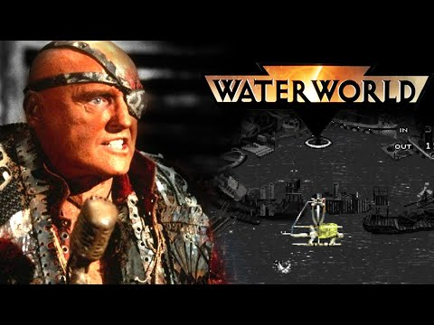 Waterworld (SNES) James and Mike Mondays