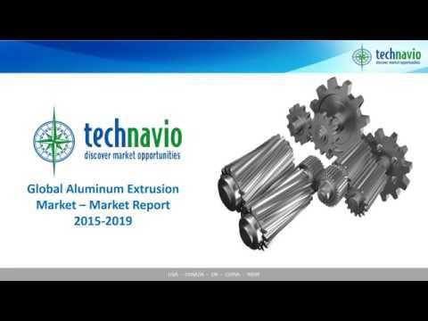 Global Aluminium Extrusion Market – Market Report 2015-2019
