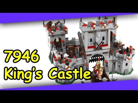 7946 King's Castle Lego Set Review