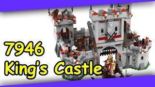 7946 King's Castle Lego Se…