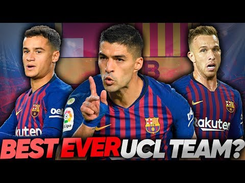 Barcelona Are The Greatest Champions League Team Ever Because... | UCL Review