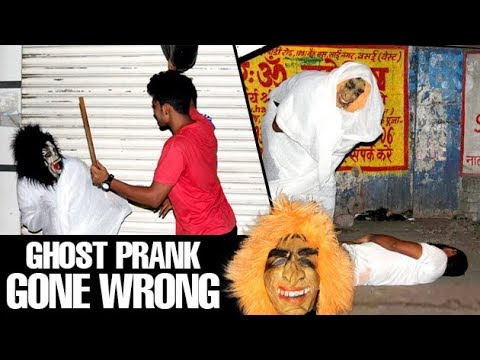 India's 1st Real Scary Mask Prank | Ghost Prank In India Gone Wrong
