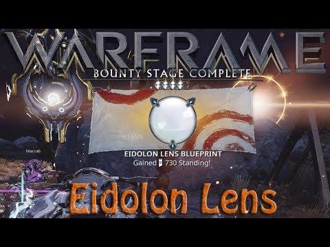 Warframe - Eidolon Lens