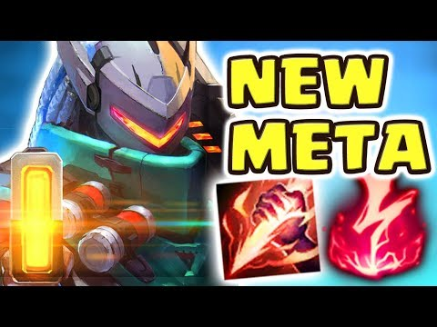 NEW META LUCIAN JUNGLE IS THE FUTURE | HOW DOES RIOT ALLOW THAT?! TEAM IS ACTUALLY WINTRADING