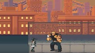 Flashok ru: онлайн игра Черепашки ниндзя: двойной урон. Обзор игры TMNT Double Damage.
