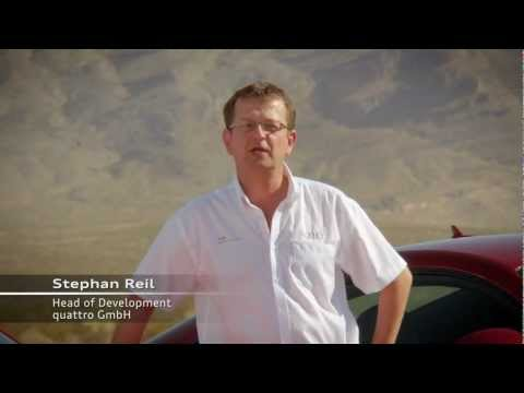 Stephan Reil, quattro GmbH and the Audi TT RS - Part 1