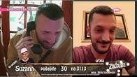 Zadruga 3 - Vladimir Tomović se guši u suzama dok priča sa bratom i majkom - 20.10.2019.