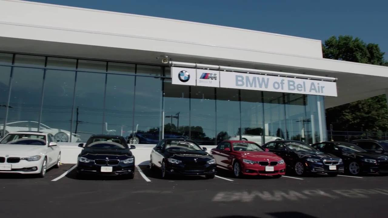 BMW Bel Airs Dealership Experience  YouTube