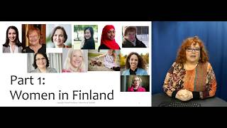 Lesson 11 Human Rights part 1 Women in Finland, Finnish Political Culture and System