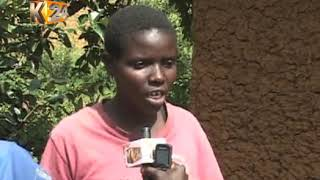 A middle aged man allegedly murdered by his step brother in Kakamega